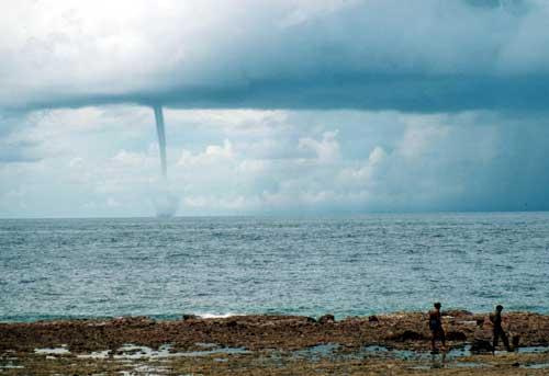 气候变化的影响在整个亚太地区都十分明显。 WWF / Albrecht G. SCHAEFER
