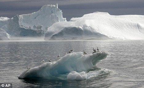 海平面上升 将使六亿人处于被淹没的危险中