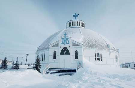 气候变暖 北极居民也要装空调