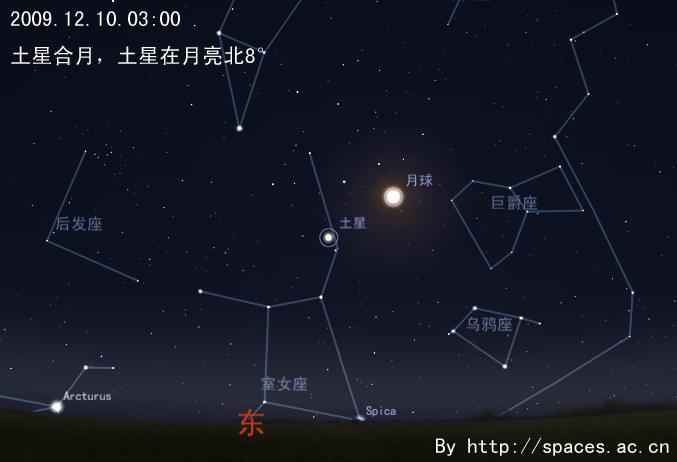 土星合月200912100300
