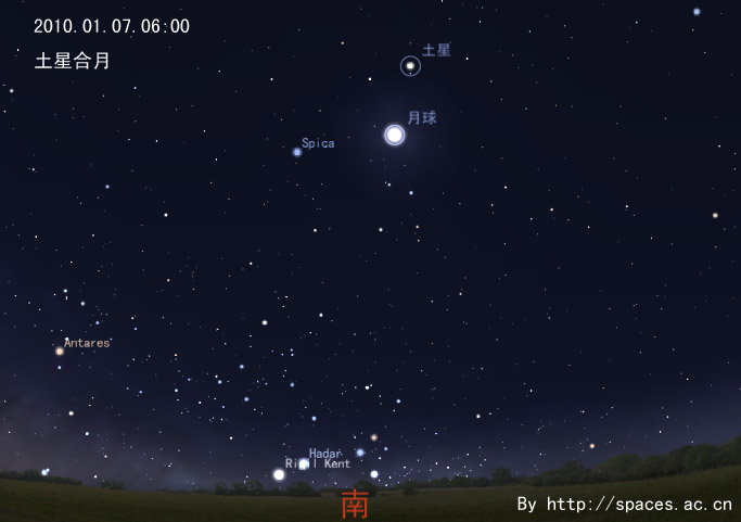 201001070600土星合月