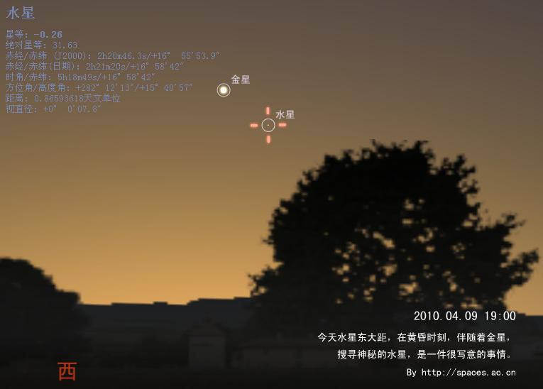 201004091900水星东大距