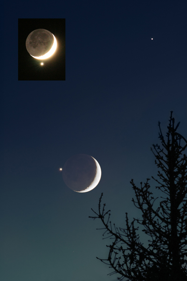 Mond_Venus