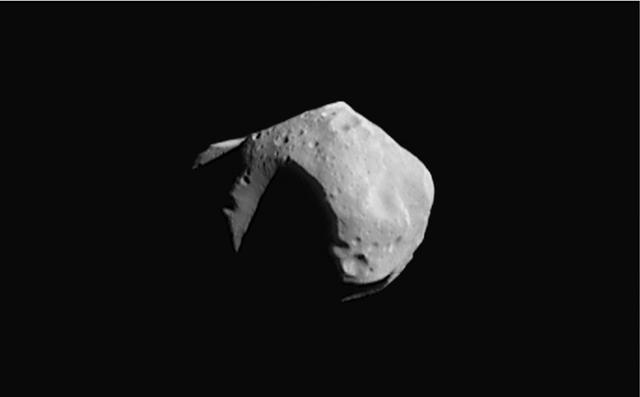 漫游在太空的小行星