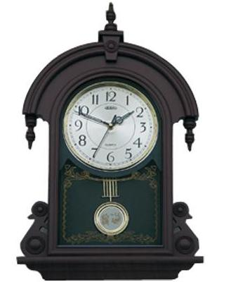 老式机械摆钟