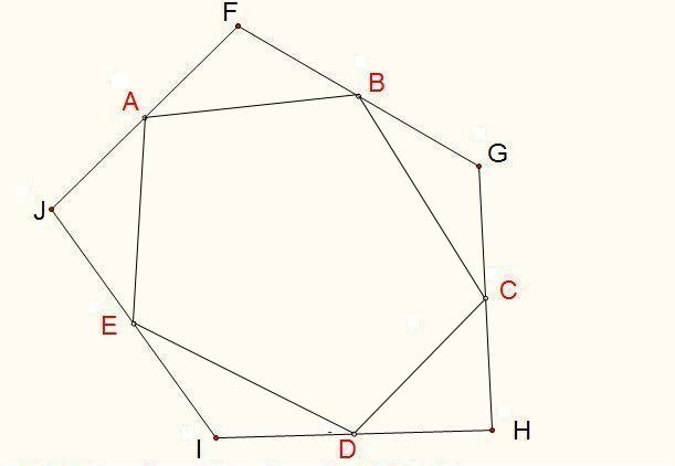 五边形问题