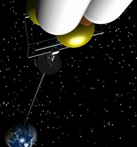 开发太空天梯