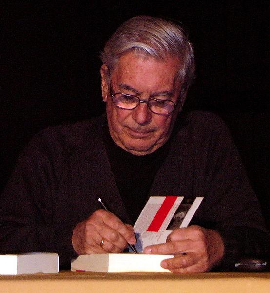 马里奥·巴尔加斯·略萨(资料图片)