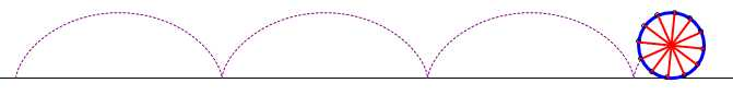旋轮线(摆线)