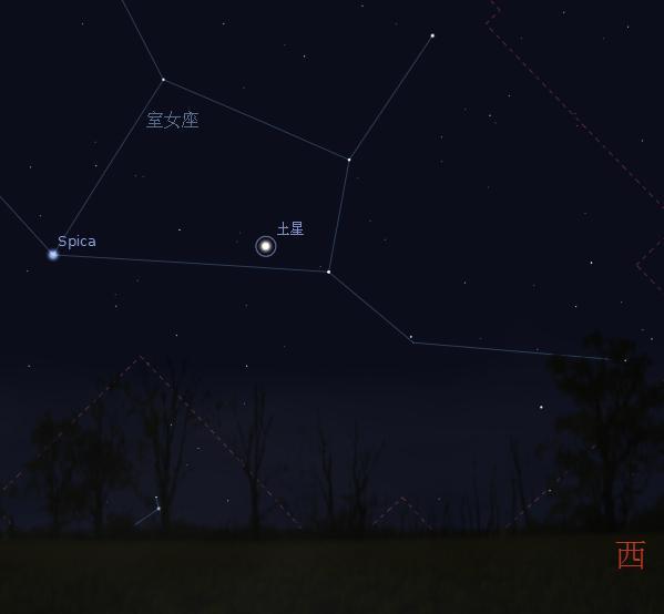 土星冲日-20110404.JPG