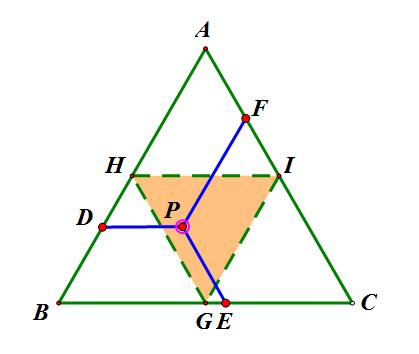 三角坐标系思想