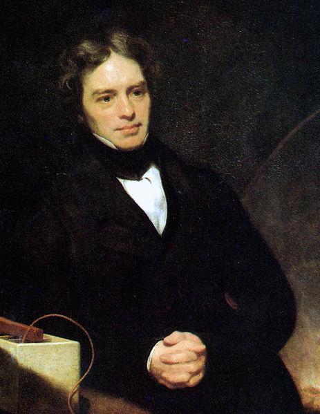 迈克尔·法拉第肖像画