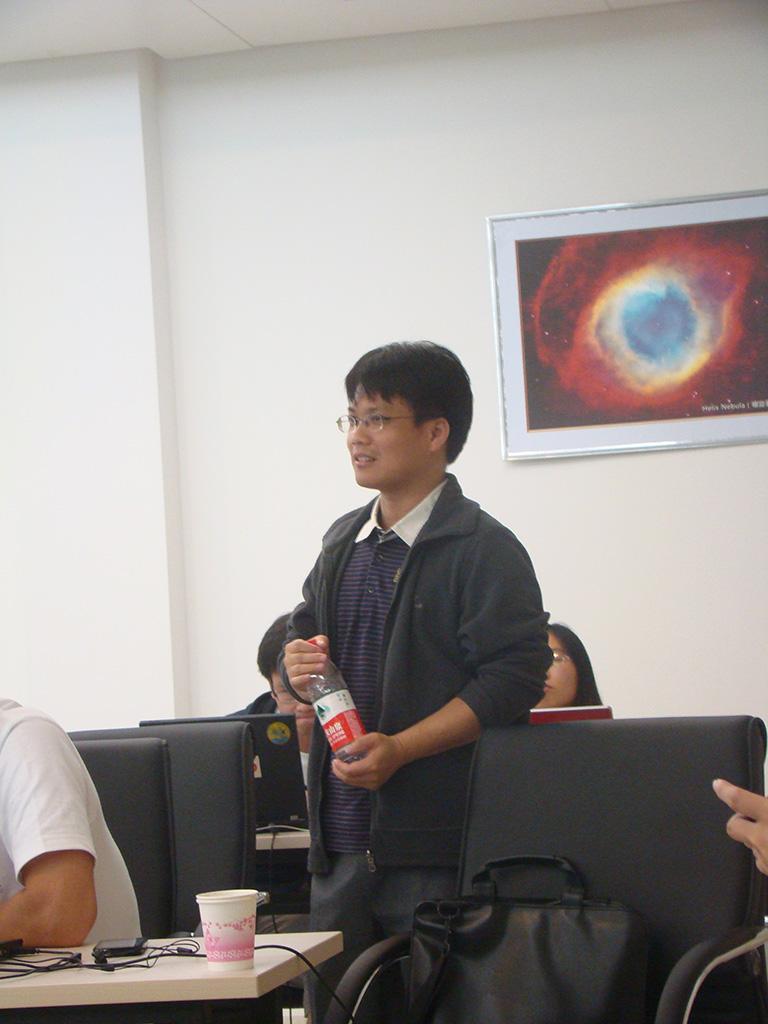《天文爱好者》李鉴老师被邀请发言.JPG