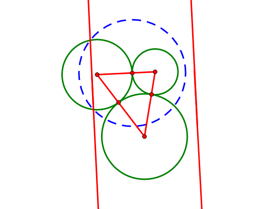三圆的外切圆和内切圆 (3)