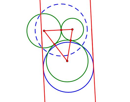 三圆的外切圆和内切圆 (4)