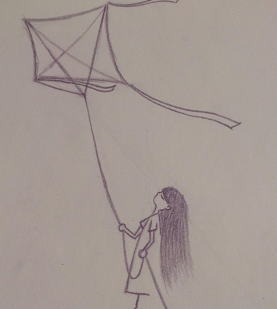 放风筝(来自互联网)